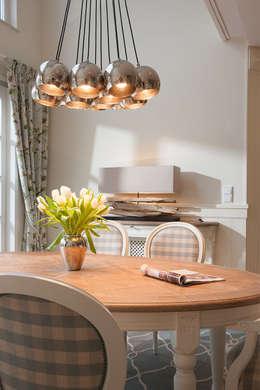 Comedores de estilo rural por Beinder Schreinerei & Wohndesign GmbH
