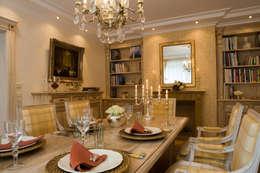 country Dining room by Beinder Schreinerei & Wohndesign GmbH