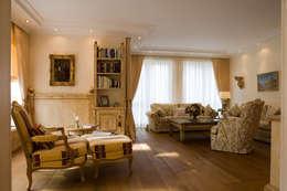 country Living room by Beinder Schreinerei & Wohndesign GmbH