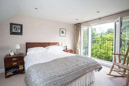 modern Bedroom by LMB Loft Conversions