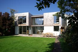 Designscape Architects Ltd: modern tarz Evler