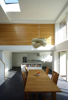 moderne Eetkamer door Designscape Architects Ltd