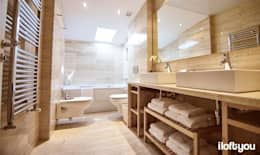 Baños de estilo clásico por iloftyou