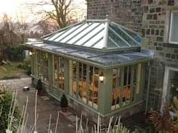 modern Conservatory by Franklin Windows