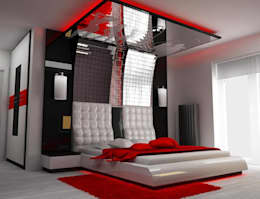 modern Bedroom by Mozza dİzayn