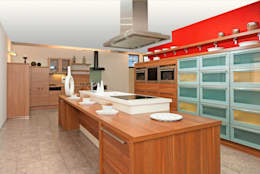 مطبخ تنفيذ Cocinas Plus