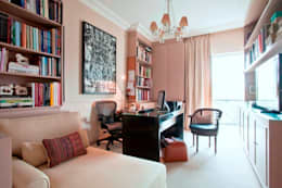 classic Study/office by Pereira Reade Interiores