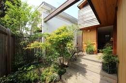 新井アトリエ一級建築士事務所의  정원