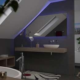 Banheiro  por Lionidas Design GmbH