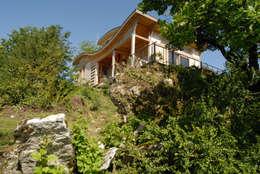 Дома в . Автор – eco-designer