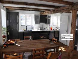 Кухни в . Автор – raumquadrat GmbH