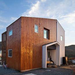 modern Houses by 리을도랑아틀리에