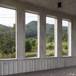 Projekty,  Okna zaprojektowane przez SpaceMGT