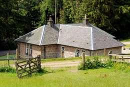 landelijke Huizen door Roundhouse Architecture Ltd
