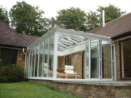 classic Conservatory by SUNFLEX Aluminiumsysteme GmbH