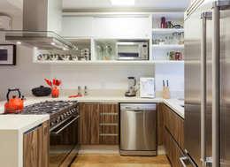 Projekty,  Kuchnia zaprojektowane przez ARQ_IN