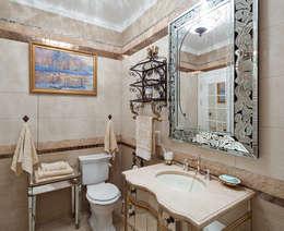 Ванная: Ванные комнаты в . Автор – Bituleva Project
