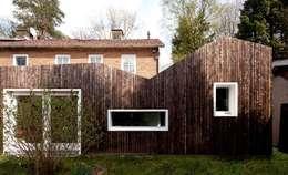 modern Houses by Richel Lubbers Architecten
