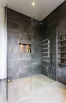 modern Bathroom by Affleck Property Services