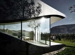 Casas minimalistas por Peter Pichler Architecture