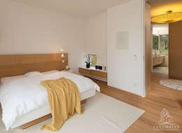 Schlafzimmer: moderne Schlafzimmer von Langmayer Immobilien & Home Staging