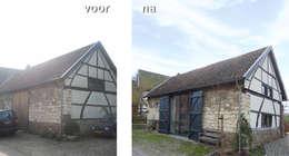 Verbouwing Schuur Vijlen:   door SeC architecten