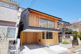 บ้านและที่อยู่อาศัย by 一級建築士事務所co-designstudio