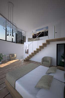 Chdarquitectura의  침실