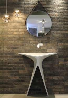 scandinavian Bathroom by MyBath