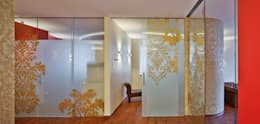 Glass doors by 4plus5
