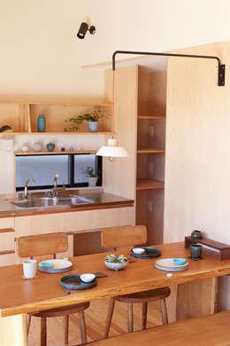 ห้องทานข้าว by 一級建築士事務所co-designstudio