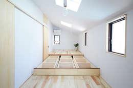 Kamar Tidur by 一級建築士事務所co-designstudio