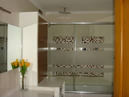 Mimark Tasarım Proje Uygulama Ltd. Şti. – Doğukent Daire: modern tarz Banyo