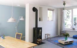 Jaren \'50 huis met een superstrak interieur!