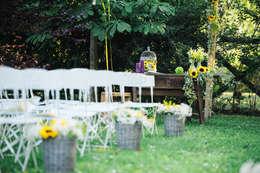 Jardines de estilo mediterraneo por Empordà Events
