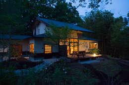 บ้านและที่อยู่อาศัย by 有限会社中村建築事務所
