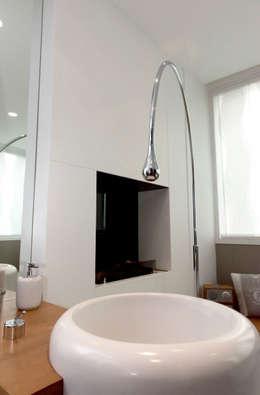 modern Bathroom by Studio  Vesce Architettura
