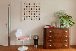 eclectic Bedroom by Tiago Patricio Rodrigues, Arquitectura e Interiores