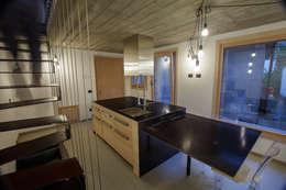 Projekty,  Kuchnia zaprojektowane przez BEARprogetti - Architetto Enrico Bellotti