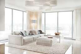 Dom prywatny 2012: styl , w kategorii Salon zaprojektowany przez formativ. indywidualne projekty wnętrz
