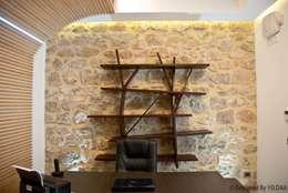 Arch. Antonio Di Vito - Gruppo YO.DAA의  서재 & 사무실