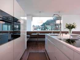 moderne Keuken door KÜCHENTREFF M. Liebold