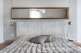 Dom w Gdańsku 2014: styl , w kategorii Sypialnia zaprojektowany przez formativ. indywidualne projekty wnętrz