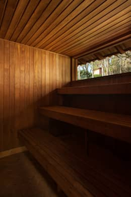 rustic Spa by PM Arquitetura