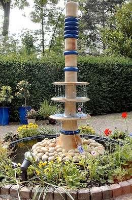 Garden  by Pottenbakkerij Heksenvuur