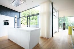 Projekty,  Kuchnia zaprojektowane przez Markus Gentner Architekten