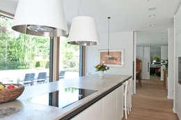 Projekty,  Kuchnia zaprojektowane przez Architekturbüro J. + J. Viethen