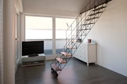 Architekturbüro J. + J. Viethen의  침실