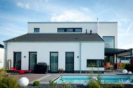 Casas modernas por Architekturbüro J. + J. Viethen
