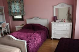 غرفة نوم تنفيذ AYAYAPITASARIM